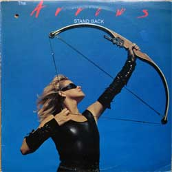винил LP ARROWS ''Stand Back'' (1984 Canada press, SP 79105, ex-/ex-)