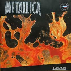 METALLICA ''Load'' (1996 RI 2001 Russian press, 53218-9, vg+/ex+) (CD)