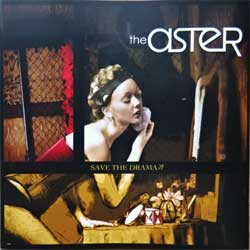 "ASTER """"Save The Drama'' (2008 Russian press, IML021CD, mint/mint) (CD)"