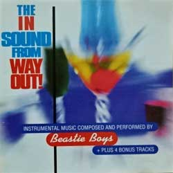 BEASTIE BOYS ''The In Sound From Way Out!'' (1996 Russian RARE press, matrix S-THEIN, ex/mint) (CD)