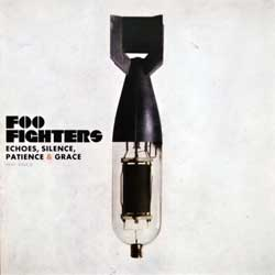 FOO FIGHTERS ''Echoes, Silence, Patience & Grace'' (2007 Russian press, RCA 88697 11516 2, vg+/mint) (CD)
