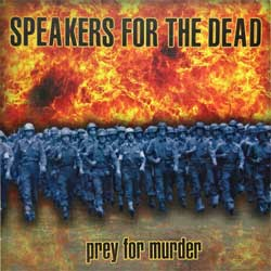 SPEAKERS FOR THE DEAD (ex-GRYP) ''Prey For Murder'' (2007 Russian press, IROND CD 07-DD478, near mint/near mint) (CD)