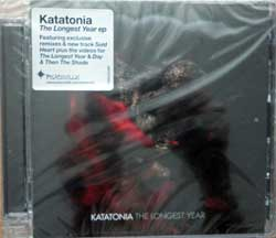 KATATONIA ''The Longest Year'' (2010 German press, super jewel box, original sticker, CDVILES282, new, sealed) (CD)