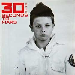 30 SECONDS TO MARS ''30 Seconds To Mars'' (2002 Russian press, 724381242407, ex/mint) (CD)
