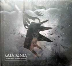 KATATONIA ''Dethroned & Uncrowned'' (2013 UK press, KSCOPE243, new, sealed) (digibook) (2xCD)