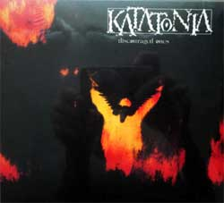 KATATONIA ''Discouraged Ones'' (1998 RI 2007 UK press, 2 bonustracks, CDVILED155, new, sealed) (CD)