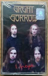 аудиокассета GREAT SORROW ''I Hope'' (1998 Russian press, MAR 047-98, mint/mint, still sealed!) (MC4410)