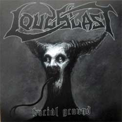 LOUDBLAST ''Burial Ground'' (2015 Argentina press, D.I.370, mint/mint, new) (CD)
