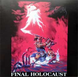 MASSACRA ''The Final Holocaust'' (a'la 1990 German press, SHARK 014, matrix F03, mint/mint, new) (CD)