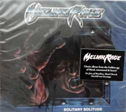 MELIAH RAGE ''Solitary Solitude'' (1990 RI 2018 Holland press, O-card, bonustracks, original sticker, HHR 2018-17, new, sealed) (2xCD)