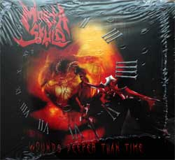 MORTA SKULD ''Wounds Deeper Than Time'' (2017 UK press, CDVILEF613, new, sealed) (digipak) (CD)