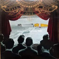 FALL OUT BOY ''From Under The Cork Tree'' (2005 Russian press, UICL-9025, mint/mint) (CD)