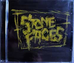 STONE FACES ''Stone Faces'' (2004 RARE press) (CD) (new, sealed)