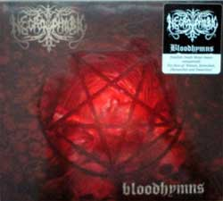 NECROPHOBIC ''Bloodhymns'' (2002 RI 2018 Holland press, original sticker, HHR 2018-12, new, sealed) (digipak) CD)