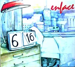 ENFACE ''6:16'' (2008 Russian press, BA001, ex/mint) (digipak) (CD)