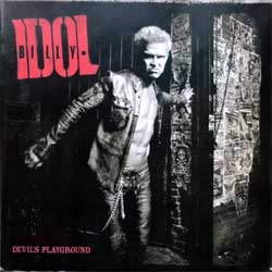 BILLY IDOL ''Devil's Playground'' (2004 Russian press, 0607684735-2, mint/mint) (CD)