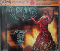 OBITUARY ''Ten Thousand Ways To Die'' (2016 USA press, obi, RR7364, new, sealed) (CD)
