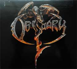 OBITUARY ''Obituary'' (2017 USA press, RR7370, new, sealed) (digipak) (CD)