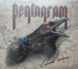 PENTAGRAM ''Curious Volume'' (2015 UK press, CDVILEF554, new, sealed) (digipak) (CD)