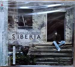ECHO AND THE BUNNYMEN ''Siberia'' (2005 Russian press, obi, COOKCD297, mint/mint, still sealed) (CD)