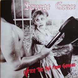 SAVAGE GRACE ''After The Fall From Grace'' (RARE limited edition press) (CD)