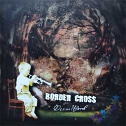 "BORDER CROSS ""Детям Цветов"" (2008 Russian RARE press, ex/mint) (CD)"