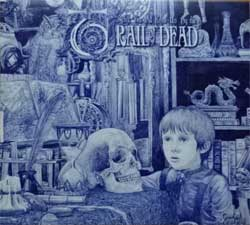 AND YOU WILL KNOW US BY THE TRAIL OF DEAD ''The Century Of Self'' (2009 USA press, JR35013, matrix DIDX-152666 1, mint/mint)  (digipak)(CD)