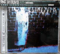 PIG DESTROYER ''Book Burner'' (2012 USA press, obi, RR 7127, new, sealed) (CD)