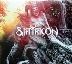 SATYRICON ''Satyricon'' (2013 Scandinavian press, limited edition, bonustracks, INDIE121CDL, new, sealed) (digipak) (CD)