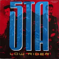 винил LP 5TA ''Low Rider'' (4-track 12'') (1987 German press, 609 057 213, ex-/vg+)