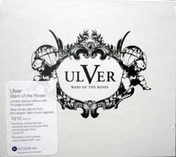 ULVER ''Wars Of The Roses'' (2011 RI 2016 UK press, limited deluxe edition with 24 page booklette, KSCOPE169, new, sealed) (digibook) (CD)