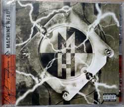 MACHINE HEAD ''Supercharger'' (2001 RI EU press, 12 085002, new, sealed) (CD)