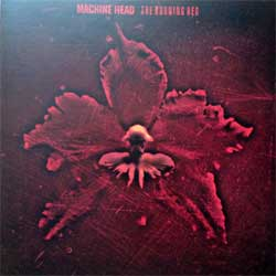 MACHINE HEAD ''The Burning Red'' (1999 RI 2007 EU press, RR 8651-2, matrix 168618651-2.2 V01 KRV, mint/mint, new) (CD)