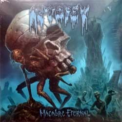 винил LP AUTOPSY ''Macabre Eternal'' (2LP-gatefold) (2011 RI 2014 UK press, VILELP317, new, sealed)