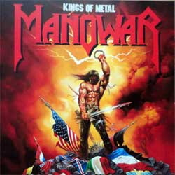MANOWAR ''Kings Of Metal'' (1988 RI German press, bonustrack, 7567-81930-2, matrix 55156276/0075678193026 21, mint/mint, new) (CD)