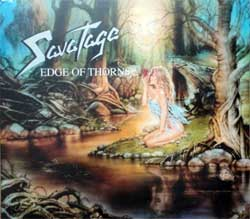 SAVATAGE ''Edge Of Thorns'' (1993 RI 2010 German press, 2 bonustracks, 0204072ERE, new, sealed) (digipak) (CD)