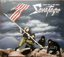 SAVATAGE ''Fight For The Rock'' (1986 RI 2011 German press, 2 bonustracks, 0206908ERE, new, sealed) (digipak) (CD)