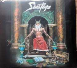 SAVATAGE ''Hall Of The Mountain King'' (1987 RI 2011 German press, 2 bonustracks, 0207129ERE, new, sealed) (digipak) (CD)