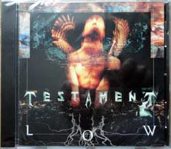 TESTAMENT ''Low'' (1994 RI German press, 7657-82645-2, new, sealed) (CD)