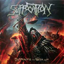 SUFFOCATION ''Pinnacle Of Bedlam'' (2013 German press, NB 3004-2, mint/mint, new) (CD)
