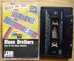 аудиокассета BLUES BROTHERS ''Best Of The Blues Brothers'' (1981 Canada press, Dolby, CR, XCS-19331, mint/mint) (MC4576)