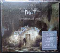CELTIC FROST ''Innocence And Wrath'' (2017 EU press, 27 tracks, original sticker, NOISE2CD014D, new, sealed) (digipak) (2xCD)