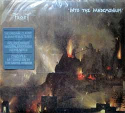 CELTIC FROST ''Into The Pandemonium'' (1987 RI 2017 EU press, 5 bonustracks, original sticker, NOISECD012D, new, sealed) (digipak) (CD)