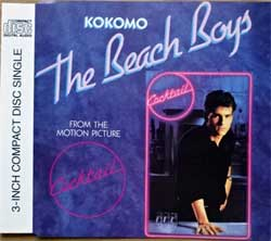 BEACH BOYS ''Kokomo'' (from ''Cocktail'' OST) (1988 German press, 3-inch CD-single, 966 743-2 YD, matrix 966743-2 RSA, ex+/mint) (CD)