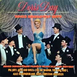 DORIS DAY ''Doris Day Sings Broadway Hits'' (1995 Spain press, BMCD 7012, matrix BMCD 7012 MPO 01, mint/mint) (CD)