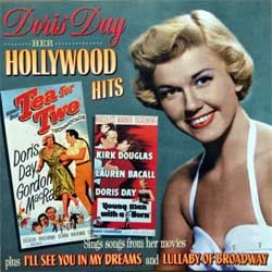 DORIS DAY ''Her Hollywood Hits'' (1995 Spain press, BMCD 7013, matrix BMCD 7013 MPO 02, mint/mint) (CD)