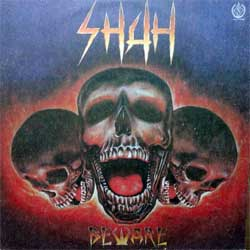 винил LP SHAH ''Beware'' (1989 RI 1991 USSR press, ME 1833-4, ex/ex) (D)
