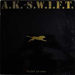 винил LP A.K.-S.W.I.F.T. ''Light In Me'' (3-track 12'') (1997 German press, MCT 70275, vg+/vg+)