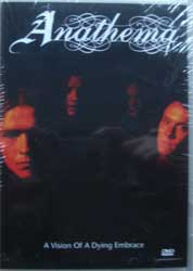 ANATHEMA ''A Vision Of A Dying Embrace'' (2008 Soyuz press, sealed) (DVD)