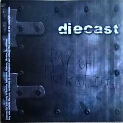 DIECAST ''Day Of Reckoning'' (2005 Russian press, FO507CD, mint/mint) (CD)